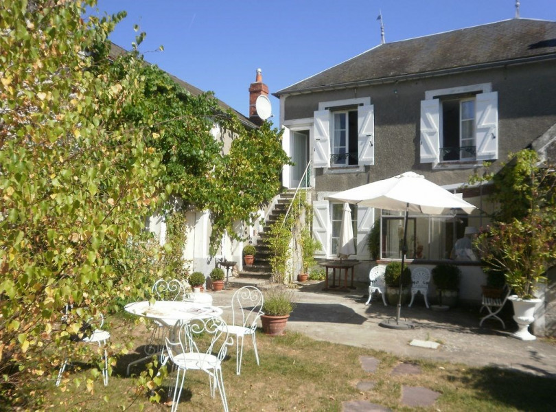 Location vacances Boigneville -  Maison - 6 personnes - Barbecue - Photo N° 1