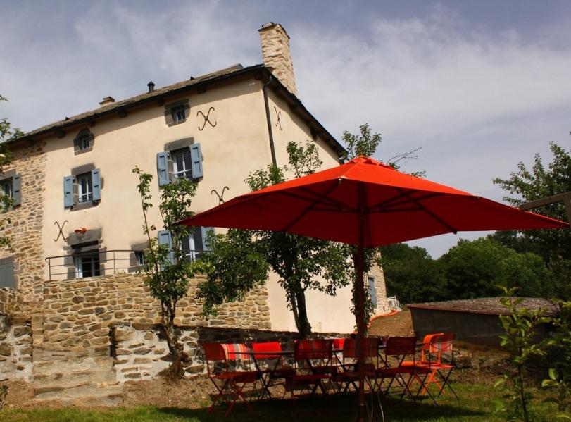 Location vacances Alleuze -  Gite - 12 personnes - Barbecue - Photo N° 1