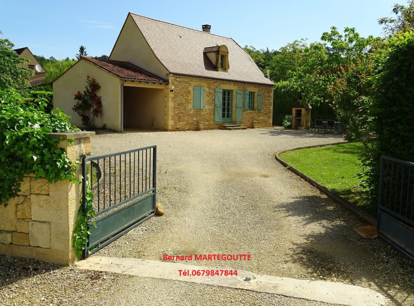 Location vacances Carsac-Aillac -  Maison - 6 personnes - Barbecue - Photo N° 1