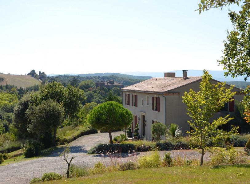 Location vacances Villarzel-du-Razès -  Maison - 20 personnes - Barbecue - Photo N° 1