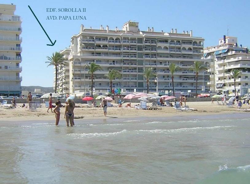 Location vacances Peníscola / Peñíscola -  Appartement - 6 personnes - Câble / satellite - Photo N° 1