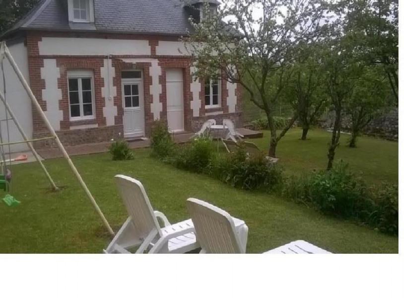 Location vacances Marais-Vernier -  Gite - 4 personnes - Barbecue - Photo N° 1