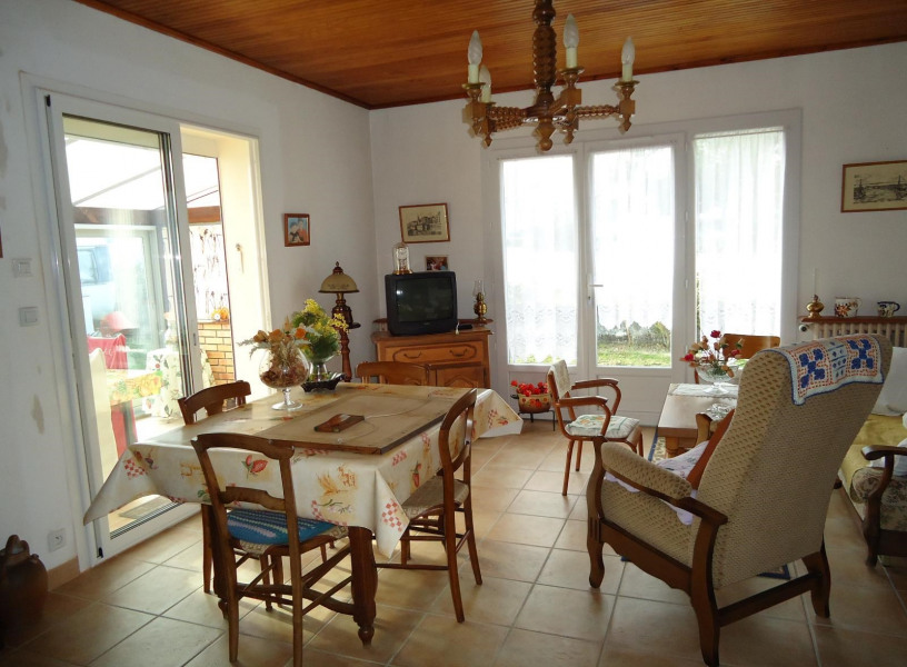 Holiday rentals Saint-Jean-de-Monts - House - 4 persons - Washing machine - Photo N° 1