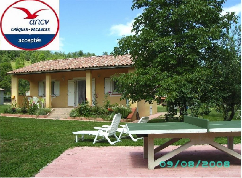 Holiday rentals Bélesta - Cottage - 5 persons - BBQ - Photo N° 1