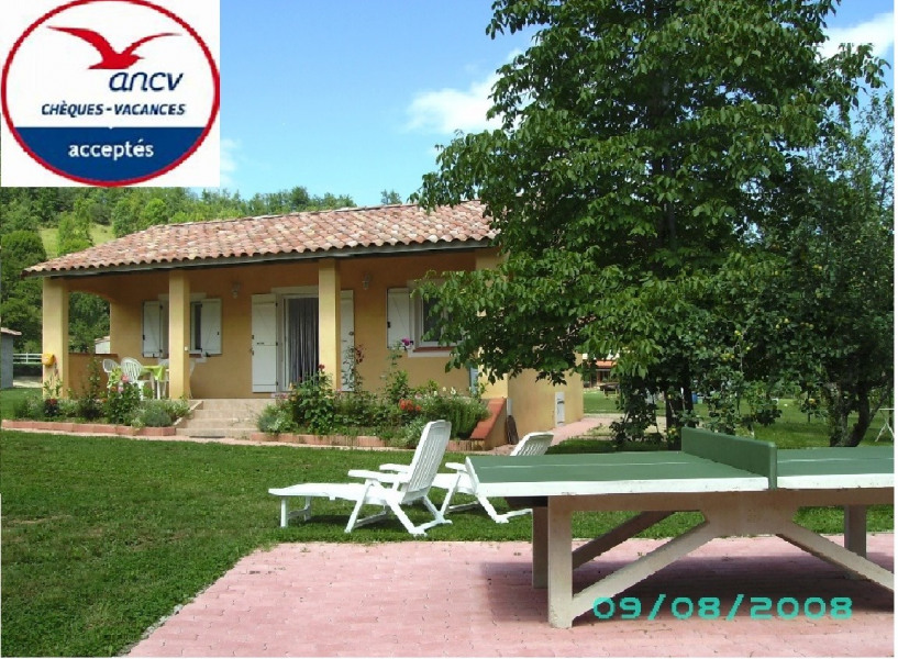 Holiday rentals Bélesta - Cottage - 6 persons - BBQ - Photo N° 1