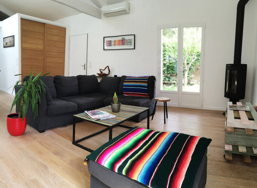 Belle maison dans beau quartier calme, 3 chambres, Jacuzzi, Jardin - 3 vélos fournis