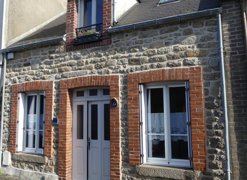 Ferienwohnungen Barfleur - Hütte - 4 Personen - Liegestuhl - Foto Nr. 1