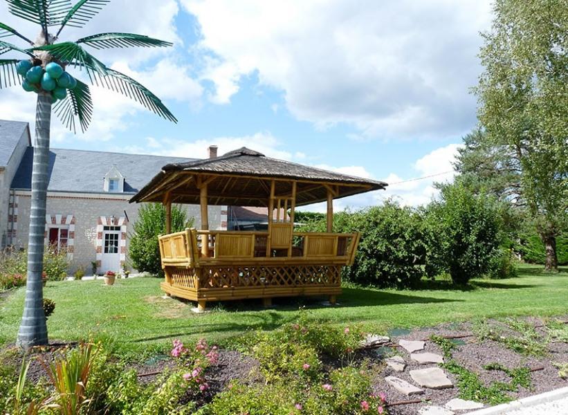Location vacances Saint-Georges-sur-Cher -  Chambre d'hôtes - 18 personnes - Jardin - Photo N° 1