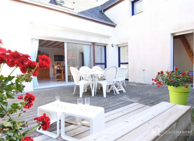 Holiday rentals Carnac - House - 6 persons - Garden - Photo N° 1