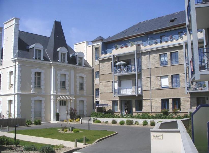 Location vacances Saint-Malo -  Appartement - 2 personnes - Jardin - Photo N° 1