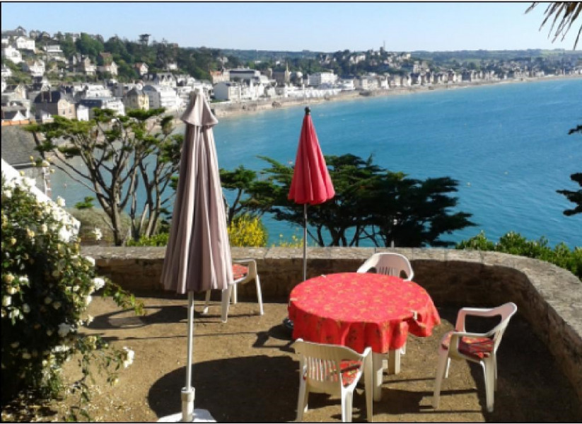 Location vacances Pléneuf-Val-André -  Appartement - 4 personnes - Télévision - Photo N° 1