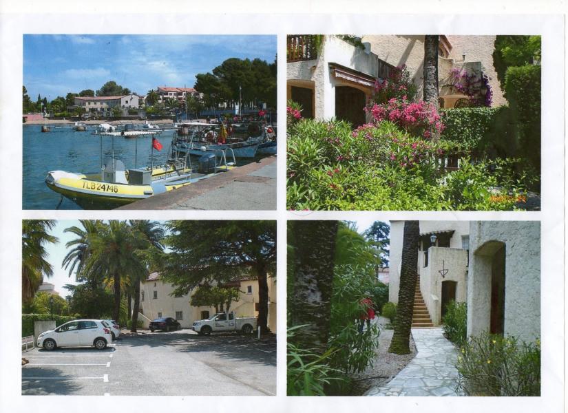 Location vacances Saint-Raphaël -  Appartement - 4 personnes - Barbecue - Photo N° 1