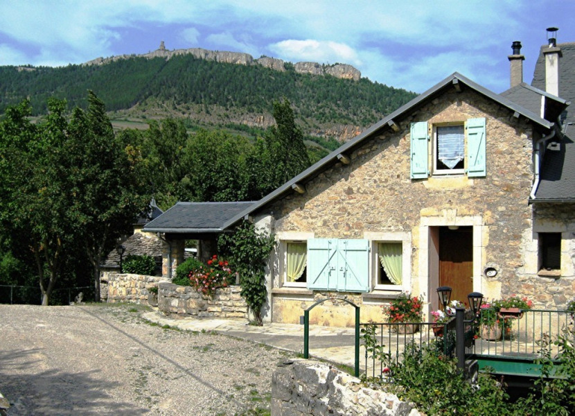 Holiday rentals Rivière-sur-Tarn - Cottage - 5 persons - BBQ - Photo N° 1