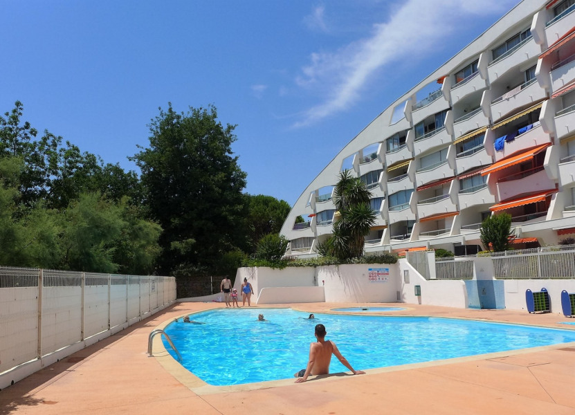 Location vacances La Grande-Motte -  Résidence de vacances - 4 personnes -  - Photo N° 1