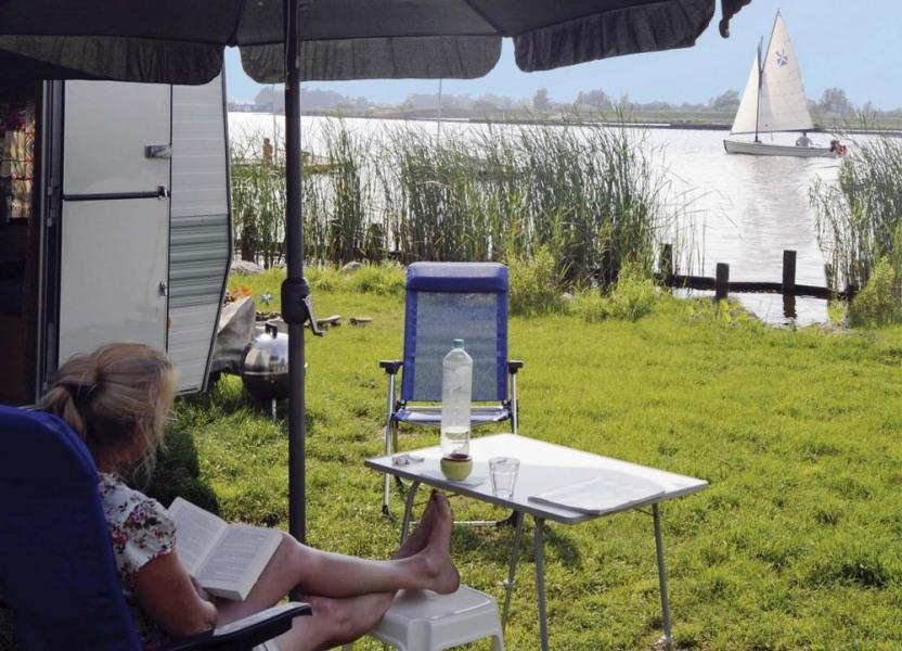 RCN Vakantiepark de Potten, 240 emplacements, 93 locatifs