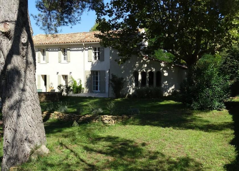 Location vacances Le Castellet -  Maison - 16 personnes - Barbecue - Photo N° 1