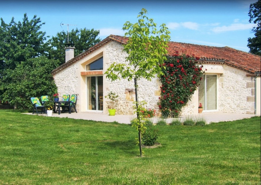 Stone cottage with swimming-pool in Lot et Garonne - Saint-Georges