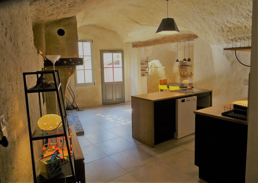 Location vacances Tours -  Maison - 7 personnes - Salon de jardin - Photo N° 1