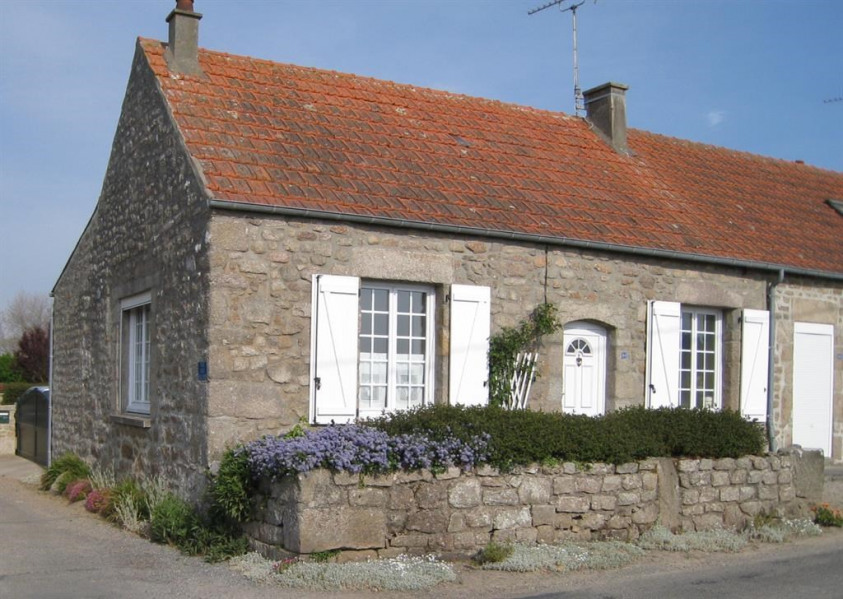 Holiday rentals Barfleur - House - 5 persons - BBQ - Photo N° 1