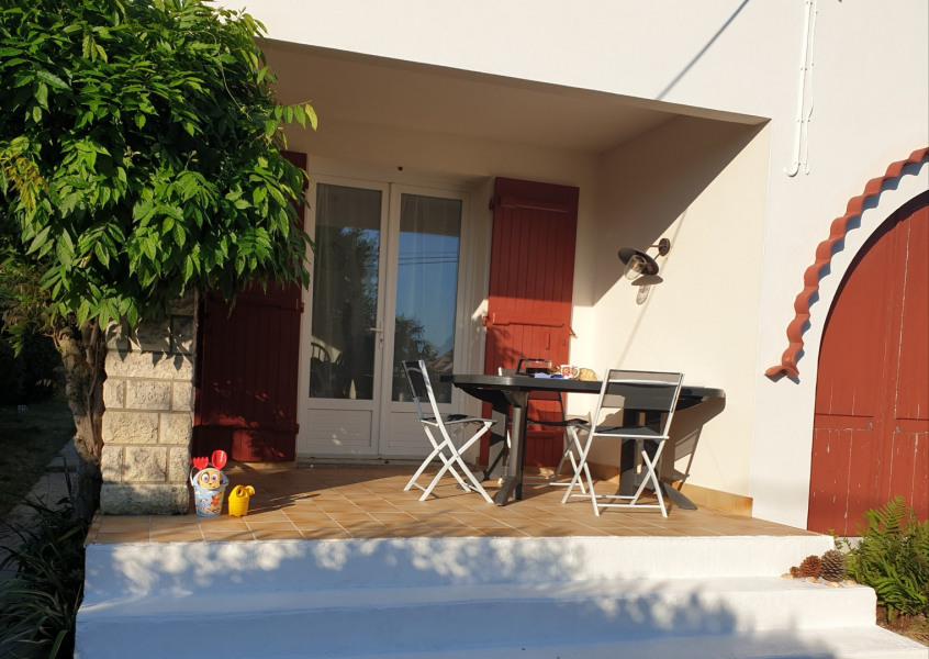 Location vacances Meschers-sur-Gironde -  Maison - 7 personnes - Barbecue - Photo N° 1