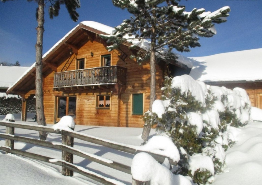 Location vacances Fournets-Luisans -  Gite - 15 personnes - Barbecue - Photo N° 1