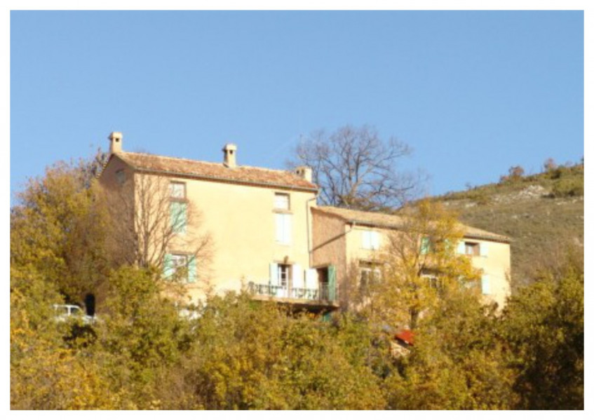 Location vacances Coursegoules -  Maison - 13 personnes - Barbecue - Photo N° 1