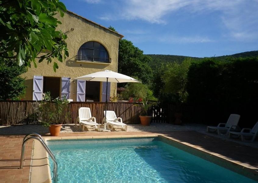 Appartement pour 2 pers. avec piscine, Le Luc