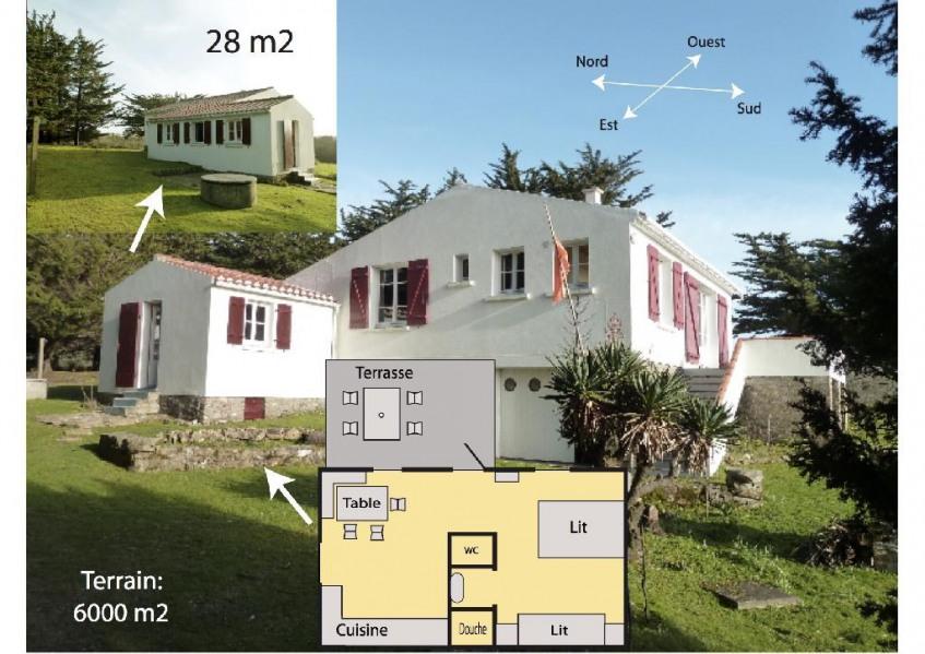 Mini-villa - 3 personnes