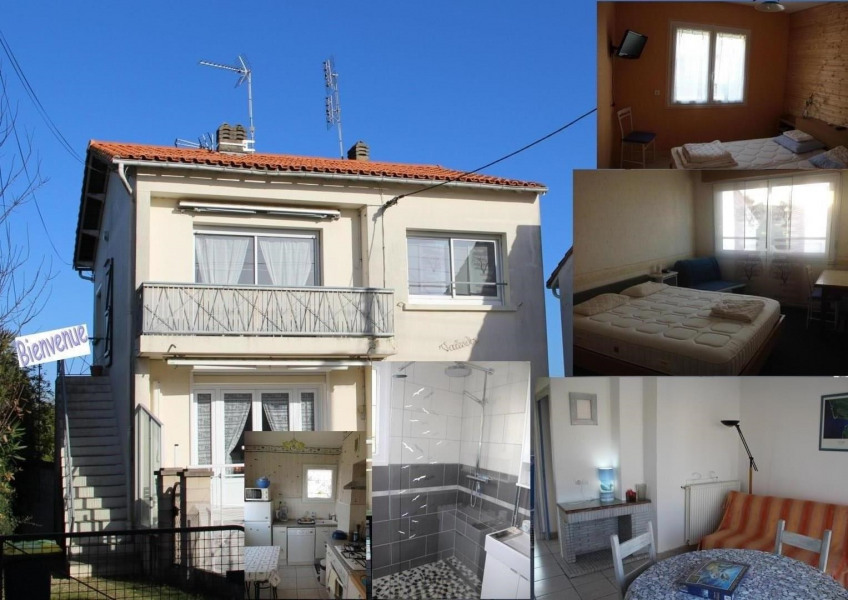 Location vacances Royan -  Appartement - 4 personnes - Lecteur DVD - Photo N° 1