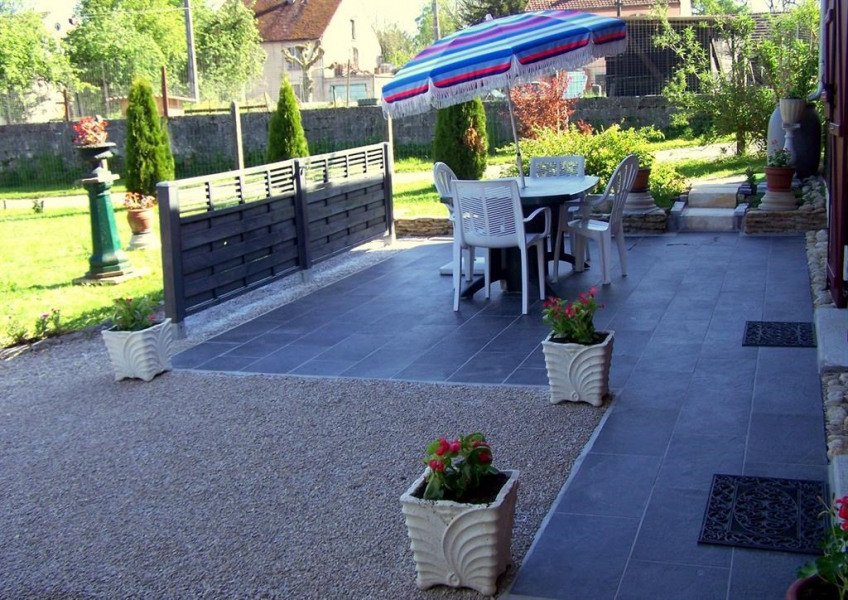 Holiday rentals Pont-de-Poitte - House - 2 persons - BBQ - Photo N° 1