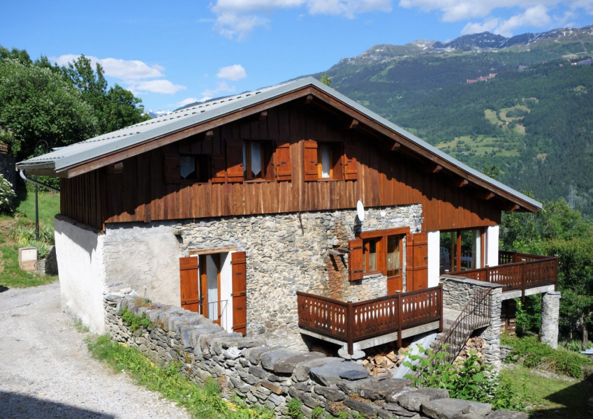 country cottage Savoy mountain - Les Chapelles