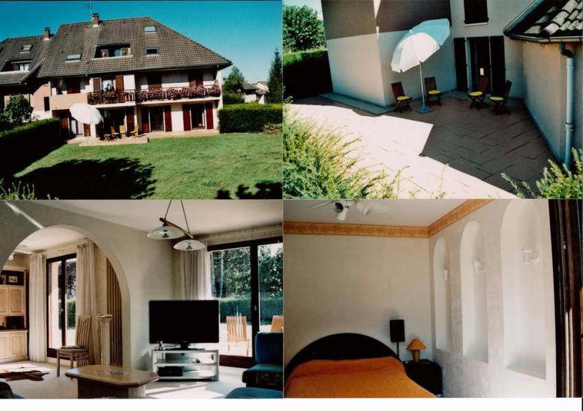 Ferienwohnungen Annecy - Wohnung - 3 Personen - Garten - Foto Nr. 1
