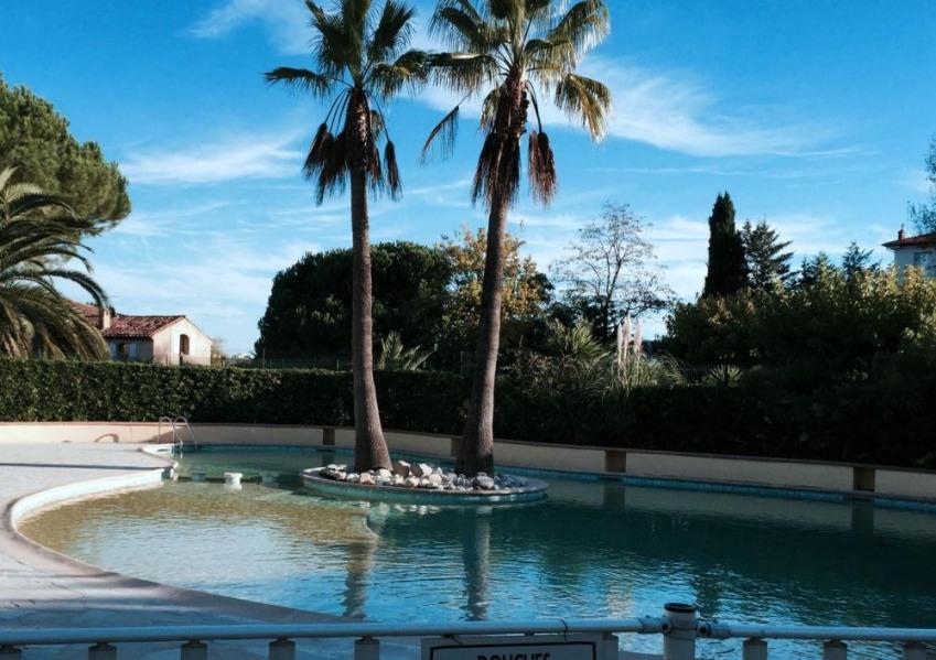 Antibes (06) - Résidence Hadriana - Appartement T2 - 31 m² - jusqu'à 3 personnes - Située dans un...
