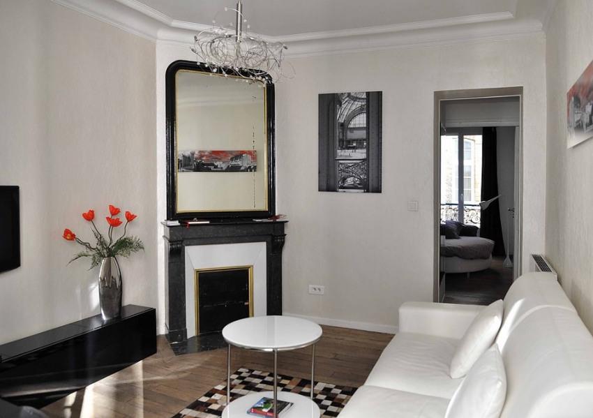 Échappée Belle, appartement typiquement parisien dans le coeur de Montmartre. 