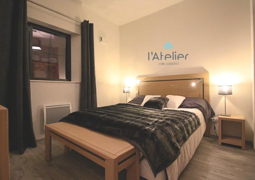 « Le modern Wood » T4 Duplex au cœur du village de Saint Lary Soulan dans une résidence Haut de gamme!