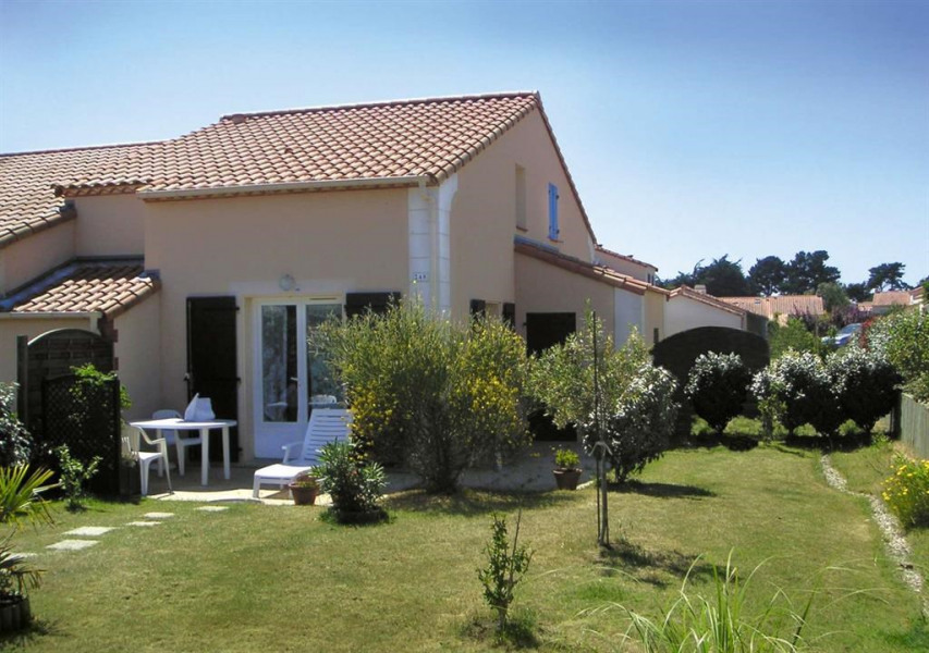 Holiday rentals Saint-Michel-Chef-Chef - House - 5 persons - BBQ - Photo N° 1