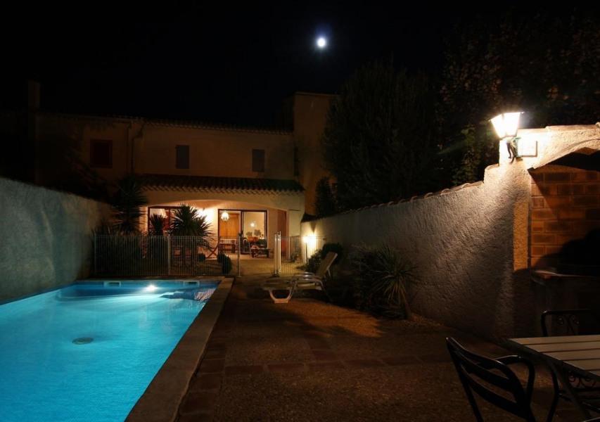 pour 6 pers. avec piscine privée, Pomérols