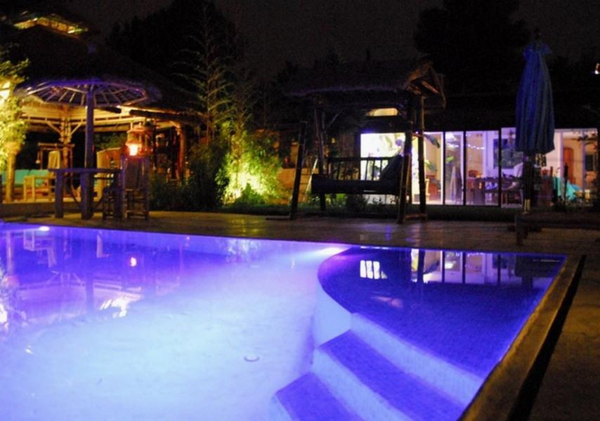 Villa bamboo Aix en Provence