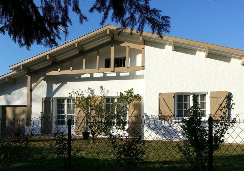 Holiday rentals Bénesse-Maremne - House - 4 persons - BBQ - Photo N° 1