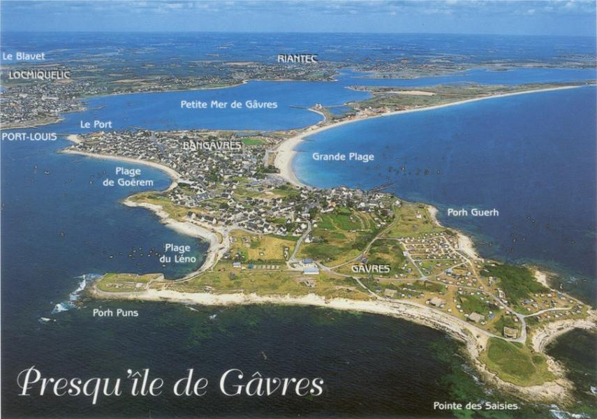 Maison tout confort au cœur d une presqu'île Bretonne