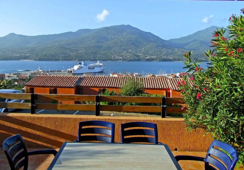 Location vacances Propriano -  Appartement - 4 personnes - Barbecue - Photo N° 1