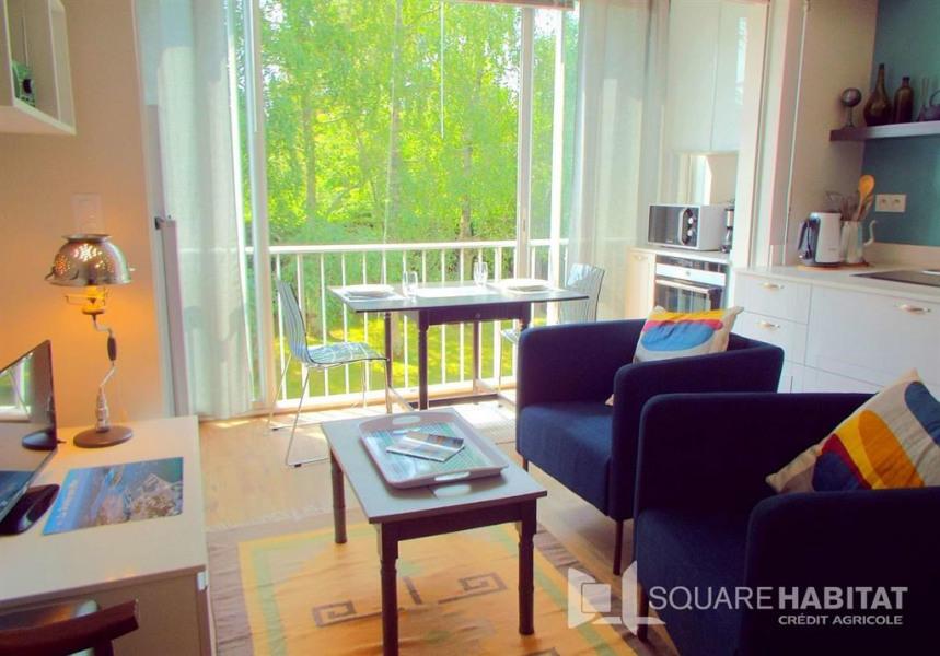Location vacances La Trinité-sur-Mer -  Appartement - 2 personnes - Jardin - Photo N° 1