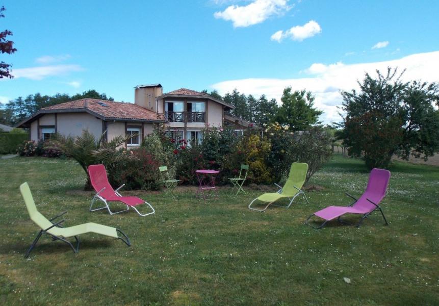 Location vacances Orx -  Maison - 5 personnes - Barbecue - Photo N° 1