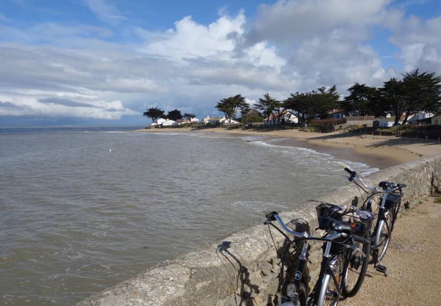 Location vacances Noirmoutier-en-l'Île -  Maison - 8 personnes - Barbecue - Photo N° 1