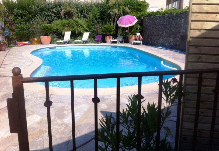 Location vacances Antibes -  Maison - 4 personnes - Chaise longue - Photo N° 1