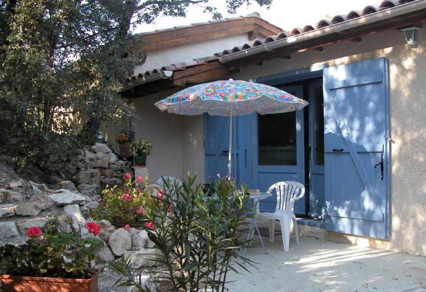 Location vacances La Penne-sur-l'Ouvèze -  Maison - 3 personnes - Jardin - Photo N° 1