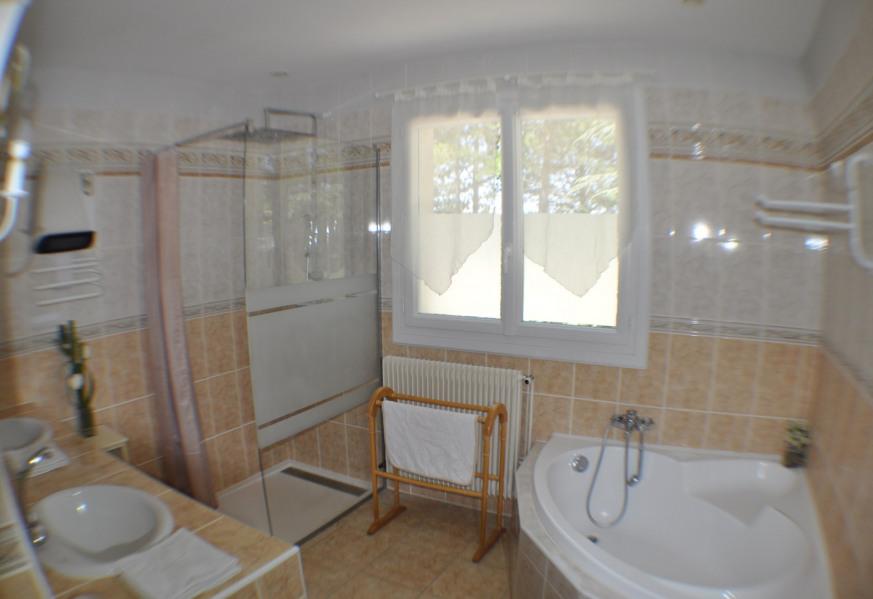 Douche italienne dans sdb étage
