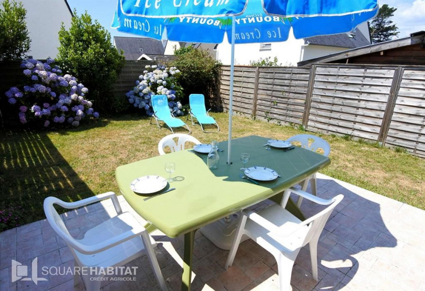 Holiday rentals Locmariaquer - House - 5 persons - Garden - Photo N° 1
