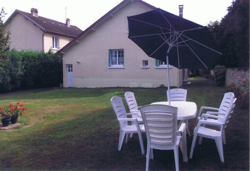 Location vacances Saint-Georges-la-Pouge -  Maison - 4 personnes - Barbecue - Photo N° 1
