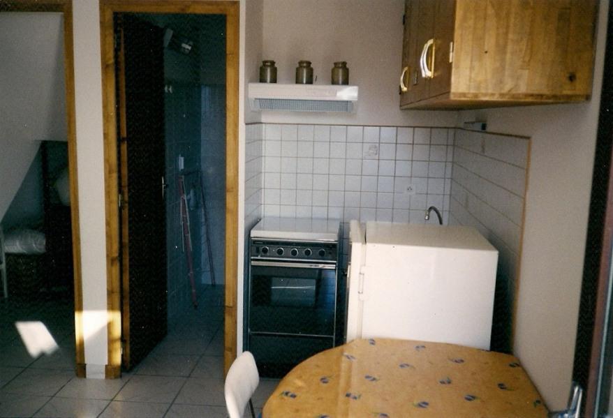 Location vacances Castellane -  Appartement - 5 personnes - Salon de jardin - Photo N° 1